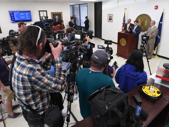 South Carolina Department of Corrections Director Bryan
