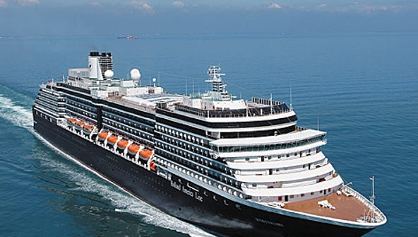 The Westerdam heads to Grand Turk, San Juan and St.