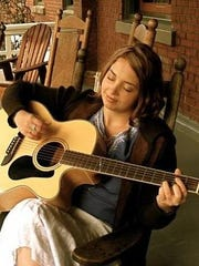 Carley Baer will perform Aug. 13 at Wildwood Park.