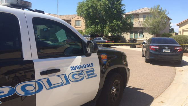 An Avondale mother admitted to drowning her twin boys on Sunday, police said.