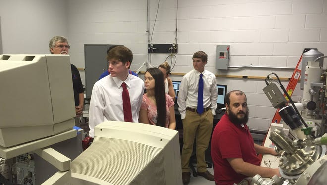 Plain Dealing students were chosen among a select group to compete in the national STEM-focused CubeSat Challenge, being held November 14 at the Florida Space Grant Consortium.