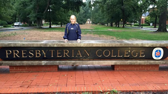 Owen sophomore Jaiden Tweed has committed to play college softball for Presbyterian.