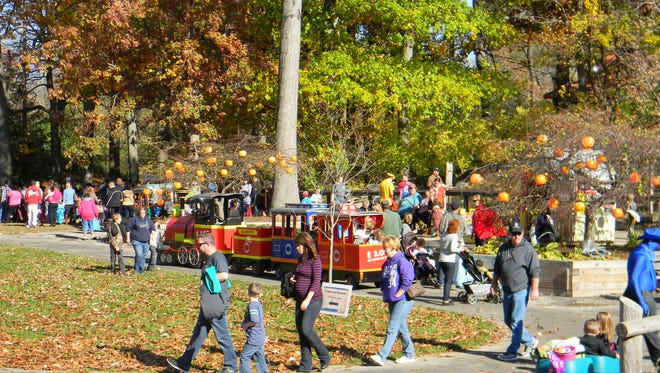 Halloween is fast approaching, and Potter Park Zoo is ready with two Halloween-themed events.