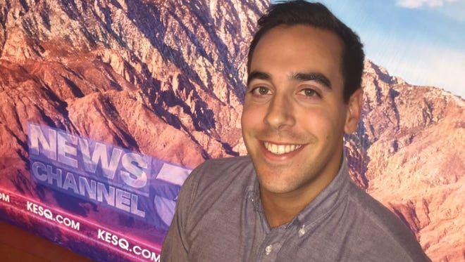 Jeff Forgeron has joined the weather team at KESQ and CBS Local 2.