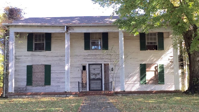 In 2015, the Tennessee Preservation Trust placed Smyrna's Johns-King Home on the list of most threatened historic Tennessee sites. At 845 Old Jefferson Pike, the structure built in 1807 is in great disrepair.