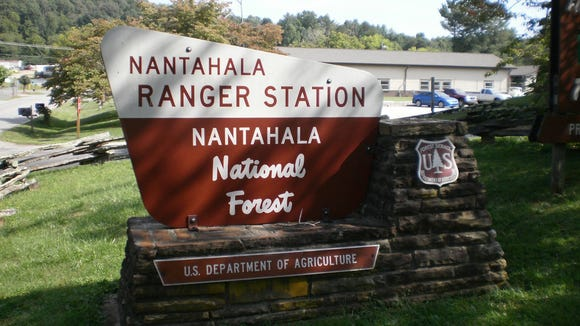 Vandals destroyed a boat launch and restrooms on the Nantahala National Forest. The U.S. Forest Service is offering a reward to information leading to an arrest.