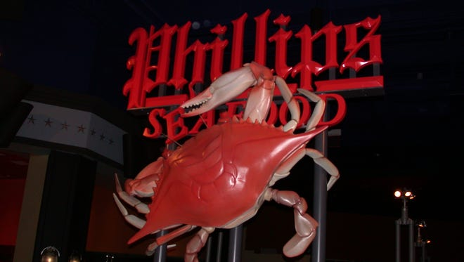 Phillips Seafood in Atlantic City is offering 10 percent off holiday parties booked before Wednesday, Nov. 25.