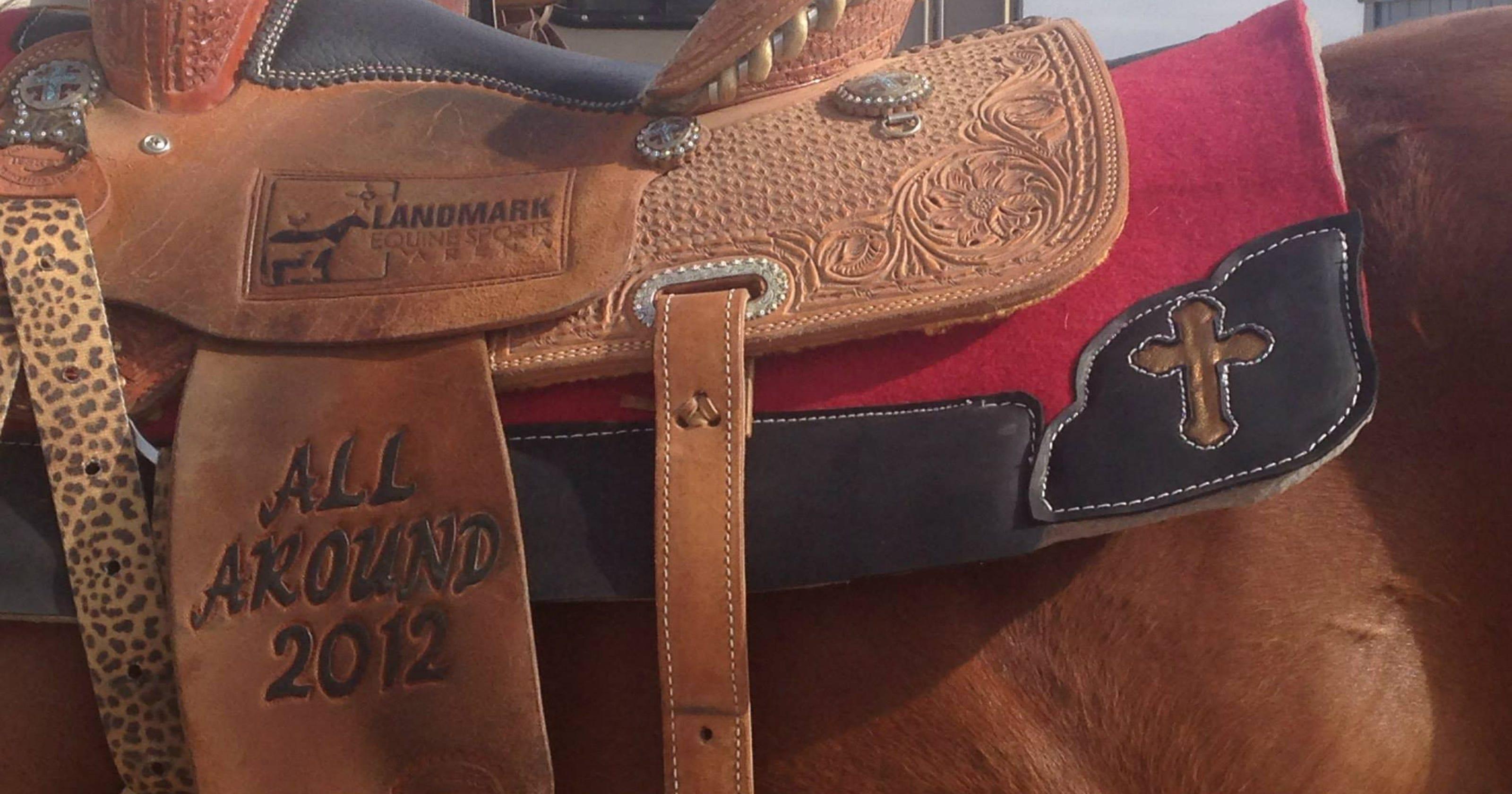 Carlsbad saddle maker wins Rounders Award