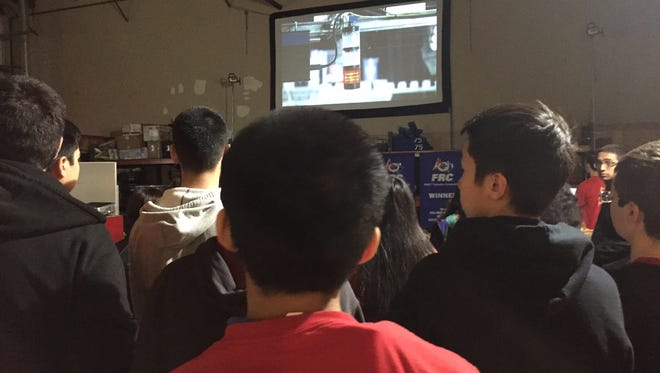 The FIRST Robotics organization released its 2016 game, FIRST Stronghold, by video via the Internet in January.