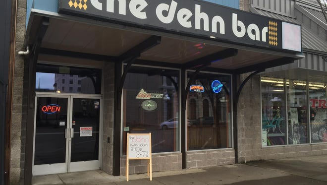 The Dehn Bar has opened recently in the downtown spot that was formerly Cokie's Landing at 157 Commercial St. SE.