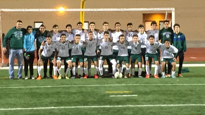 Montwood clinched the District 1-6A title for the first time in 26 years.