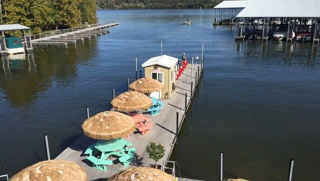 The owners of Cedar Creek Marina in Mt. Juliet hope to build 20-30 rental cabins.