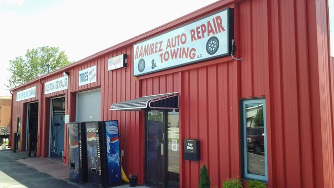 Ramirez Auto Repair and Towing LLC in Manitowoc will celebrate its 10th anniversary in business this year.