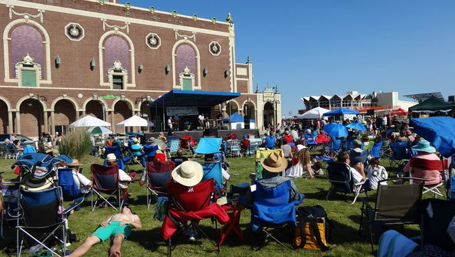 The Jersey Shore Jazz and Blues Foundation summer festivals will features music, food, crafters and more.