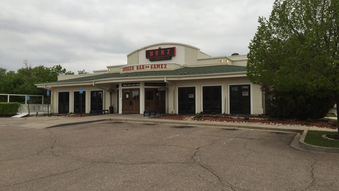 Bunz Burger Co. closed after three months in business in front of the Target at the corner of South College Avenue and West Troutman Parkway in Fort Collins.