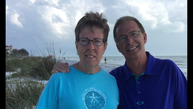 Carl & Dianne Stehle