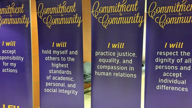 """LSU hosted """"Moment or Movement: A National Dialogue on Identity, Empowerment and Justice For All"""" on campus Oct. 3-4."""