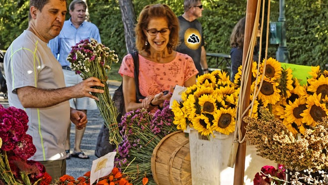 The 14th season of the Birmingham Farmer's Market closes out Oct. 23.
