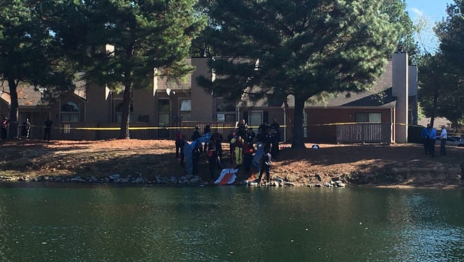 A body was discovered Tuesday at the Cypress Lakes Apartments in Southeast Memphis.