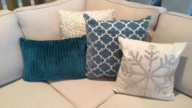 Advice for organizing all those pesky pillows