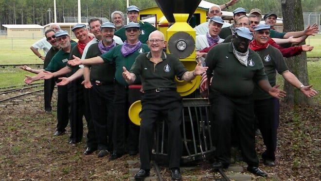 The Capital Chordsmen are celebrating 50 years of harmonizing.