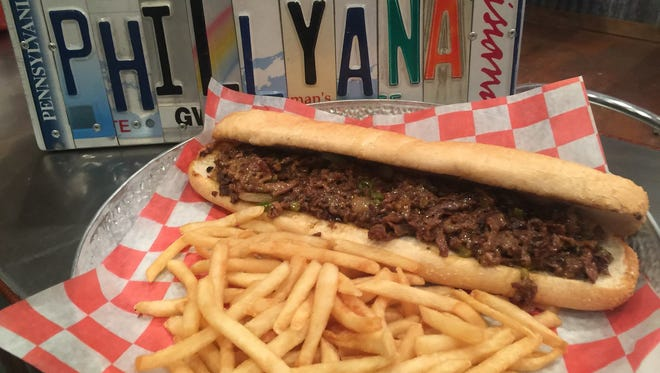 Submitted photo The classic Philly cheesesteak and fries will be on special at Phillyana Cheesesteaks during Festival International. The classic Philly cheesesteak and fries will be on special at Phillyana Cheesesteaks during Festival International.