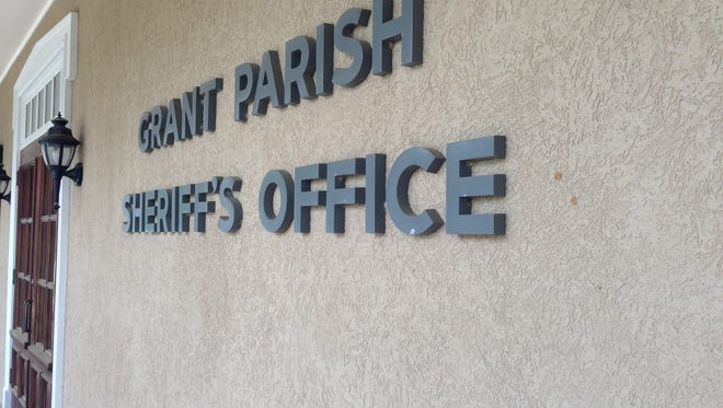 The Grant Parish Sheriff's Office arrested three people with crystal meth in separate incidents, according to releases.