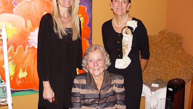 Eleanor Kleist passed away in January.