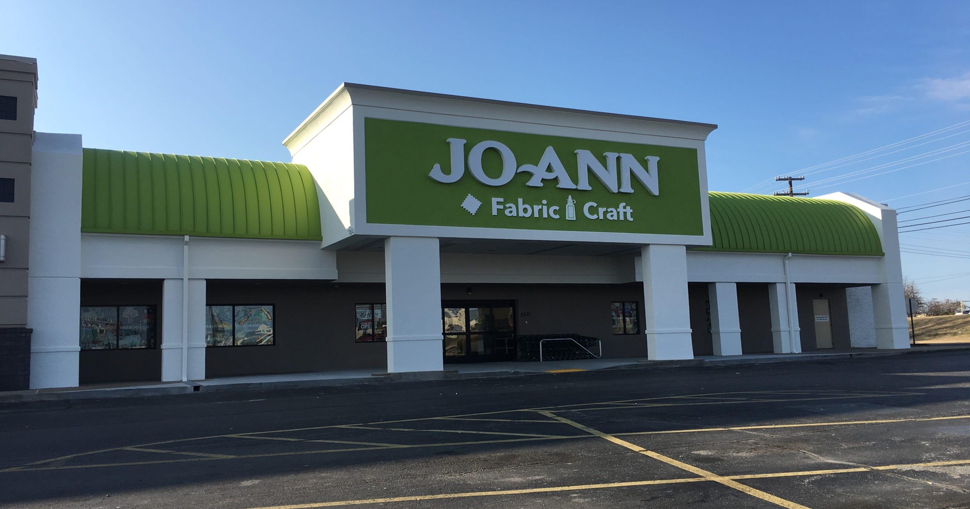 JoAnn's Fabrics finalizes Clarksville grand opening plans