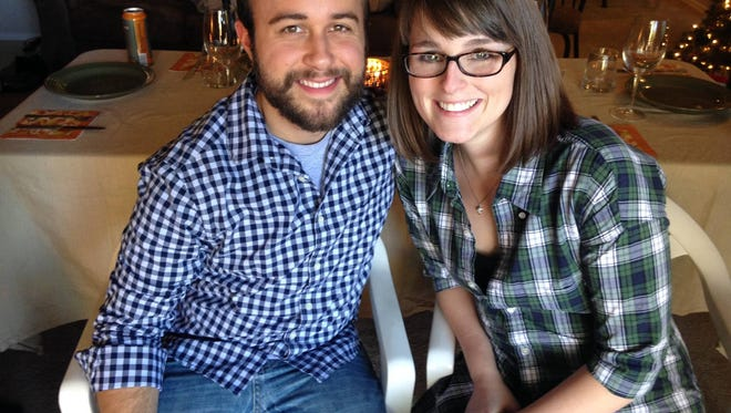 Brad and Megan Perry are the newest reverse scholarship winners