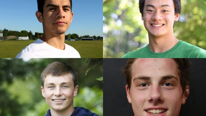 Athlete of the Week candidates for the week of April 17