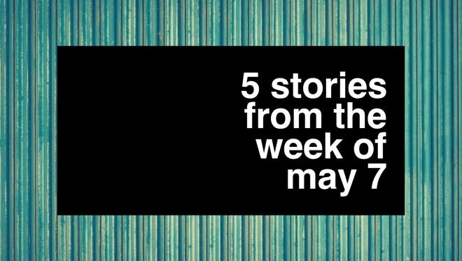 Catch up on stories you may have missed this week.