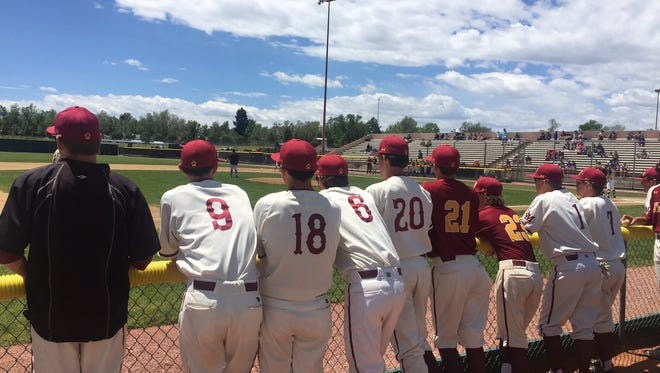 The Rocky Mountain baseball team went 2-0 to open the state baseball tournament on Sunday.