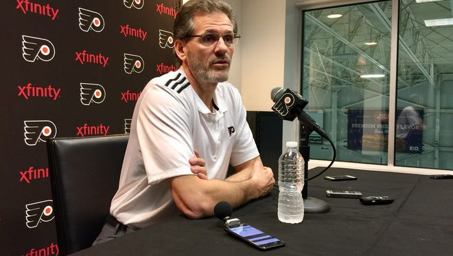 Flyers general manager Ron Hextall has put together an impressive pool of prospects.
