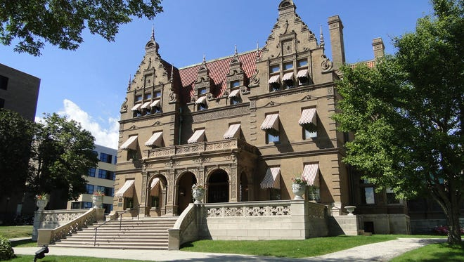 The Pabst Mansion in Milwaukee is launching a new beer garden July 1, 2021.