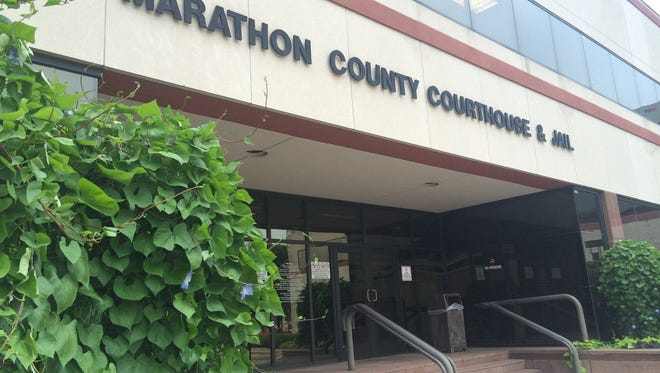The Marathon County Courthouse has made several security upgrades.