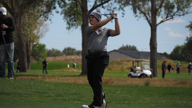 Fossil Ridge's Dillon Stewart has verbally committed to join the Oklahoma State men's golf program.
