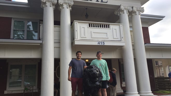 SAE has opened their doors to ten Puerto Rican students who lost their homes.