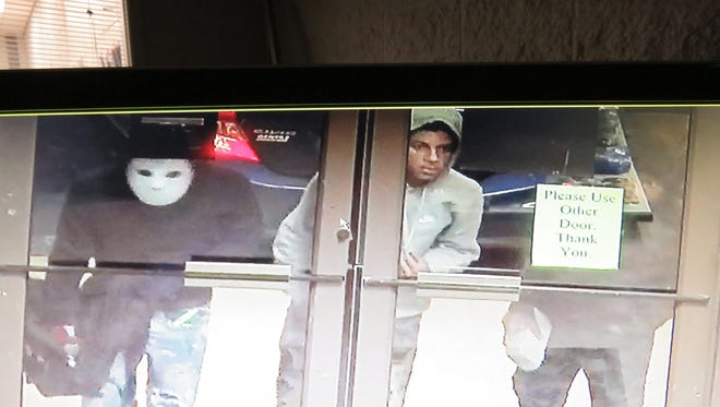 Germantown police are seeking information on these three, who they say tried to steal guns from Rob's Gun Shop during the early morning hours of Oct. 29.