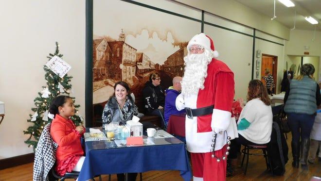 Clyde's annual Winesburg Christmas Weekend starts Friday at 5 p.m. The event includes a Saturday morning meeting with Santa Claus at the Main Street Cafe.