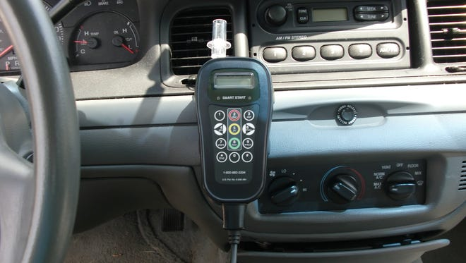 Many drivers across the state are failing to have the ignition interlock installed after a drunken driving conviction.