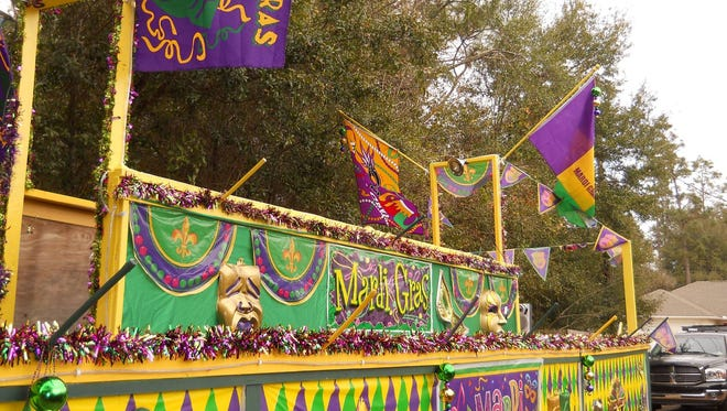 The city of Milton has a long history of hosting Mardi Gras parades, but there won't be one in the city this winter for the second time in three years