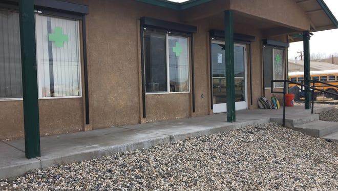 Pesha' Numma Dispensary will hold a grand opening Feb. 17.