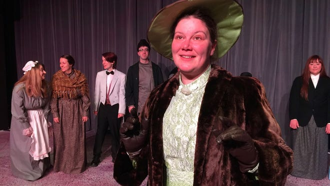 """University of Providence's """"The Cherry Orchard"""" concludes this weekend."""