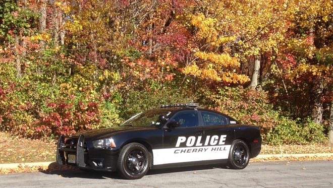 Cherry Hill police have accused a township man of robbing a store at the Ellisburg Circle Shopping Center.