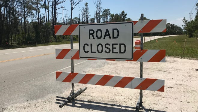 As the Blue Angels perform at the Vero Beach Air Show 2018, 43rd Avenue between 26th and 41st streets will be closed.