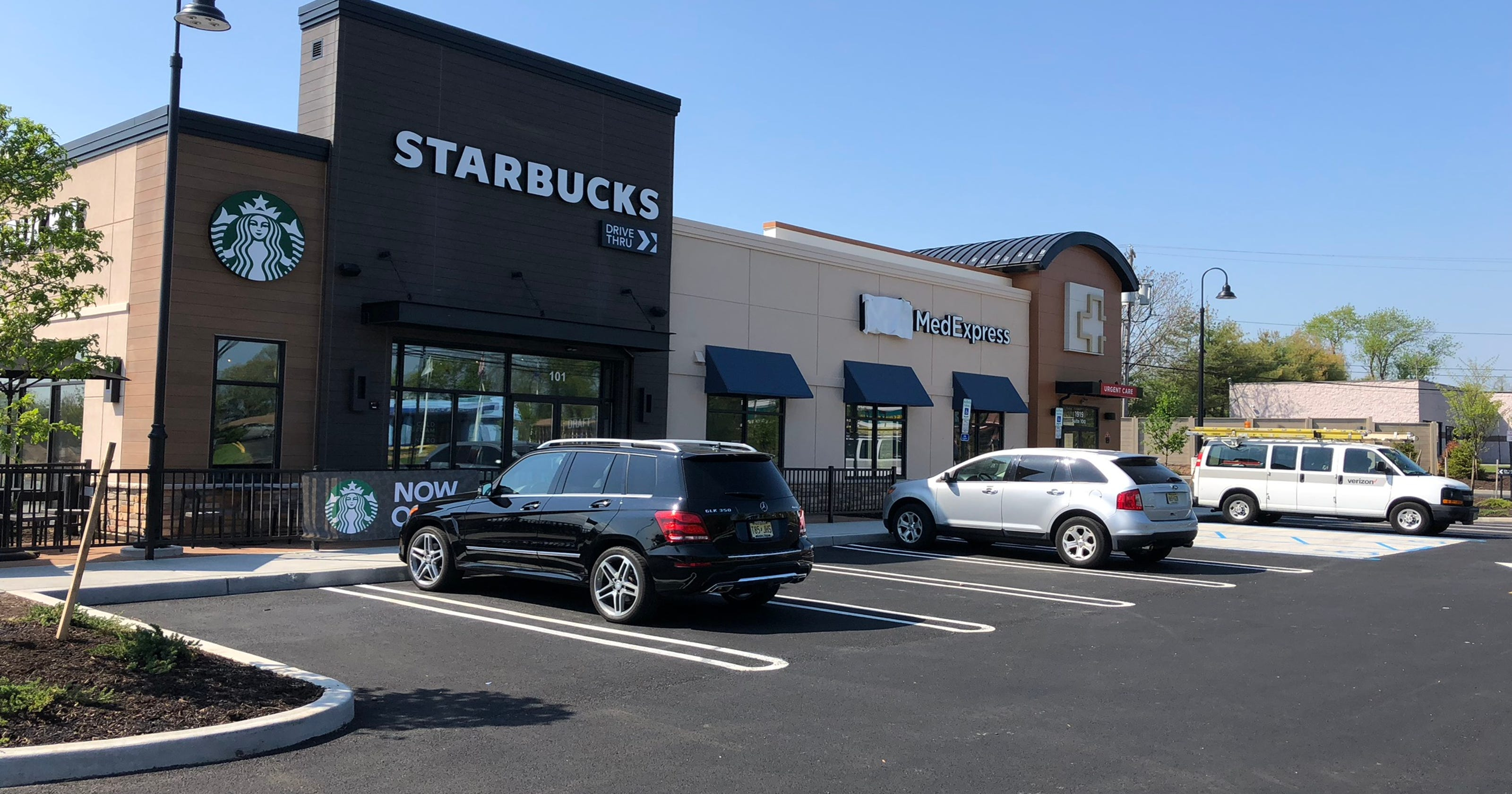 Wall Promenade opening on Route 35, and here are the stores