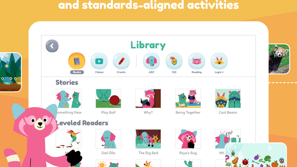 Khan Academy launches free educational app for kids 2 to 5 years old