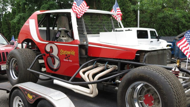 The Flemington Speedway Historical Society will present a tent of vintage race cars and memorabilia at the Hunterdon County 4-H and Agricultural Fair.