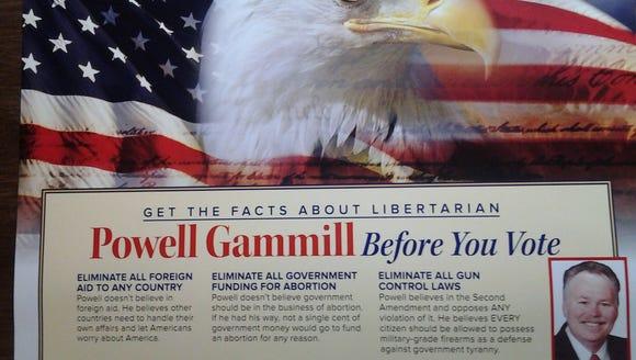 Powell mailer